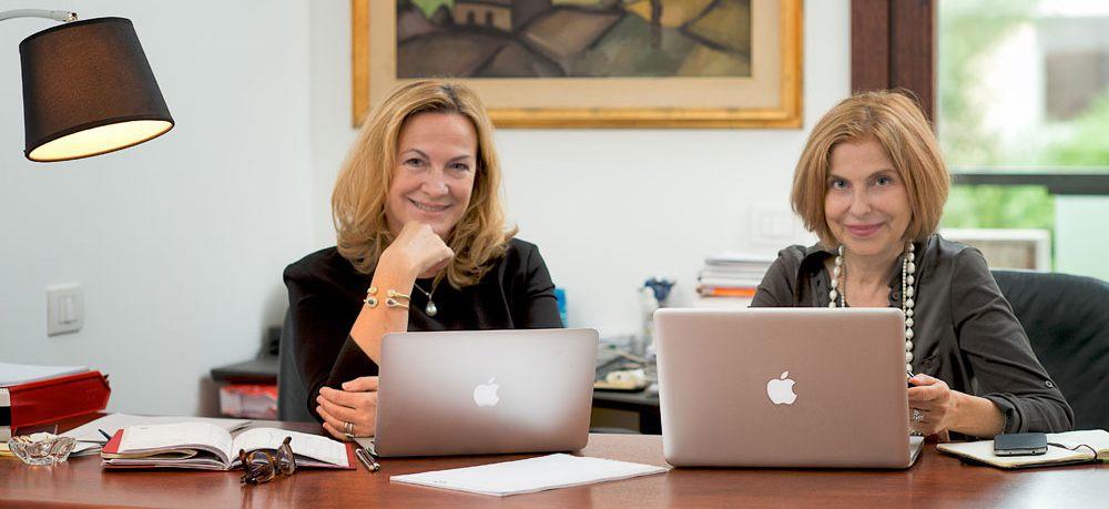 Maria Assunta Vinci e Maria Gabriella Ranno